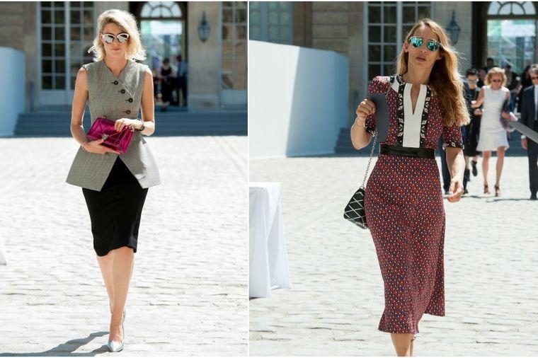 Poznate dame na Diorovoj reviji: Glamur prošlog veka ponovo na sceni! (FOTO)