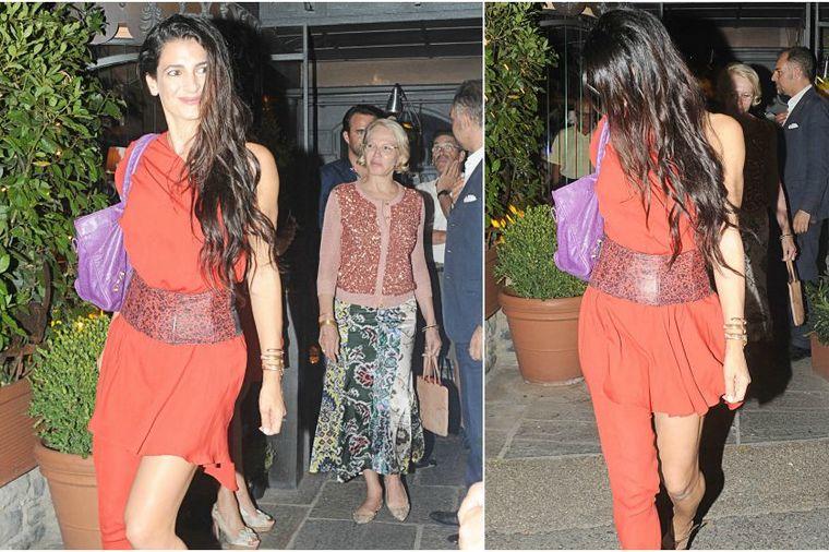 Tala Alamudin, modna kraljica: Otela pažnju sa Amal, evo i zašto! (FOTO)