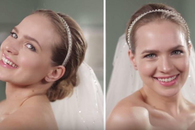 Frizure za venčanje: Kako su se menjale kroz 50 godina! (VIDEO)