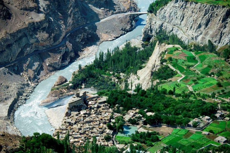 Foto: Profimedia, Dolina reke Humza