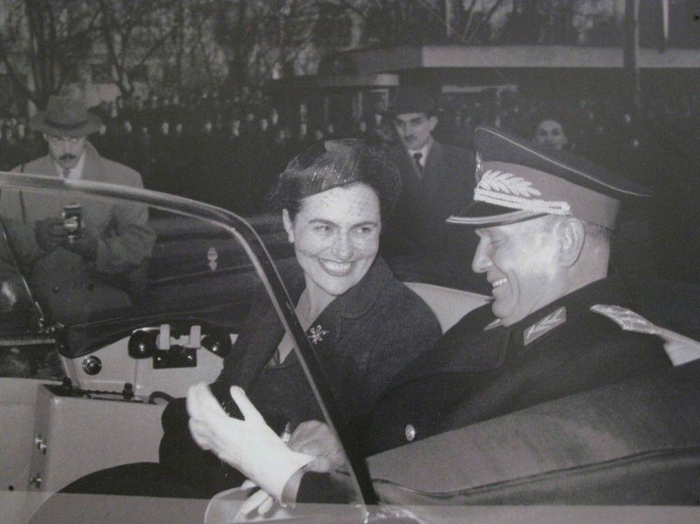 Tito, Jovanka Broz