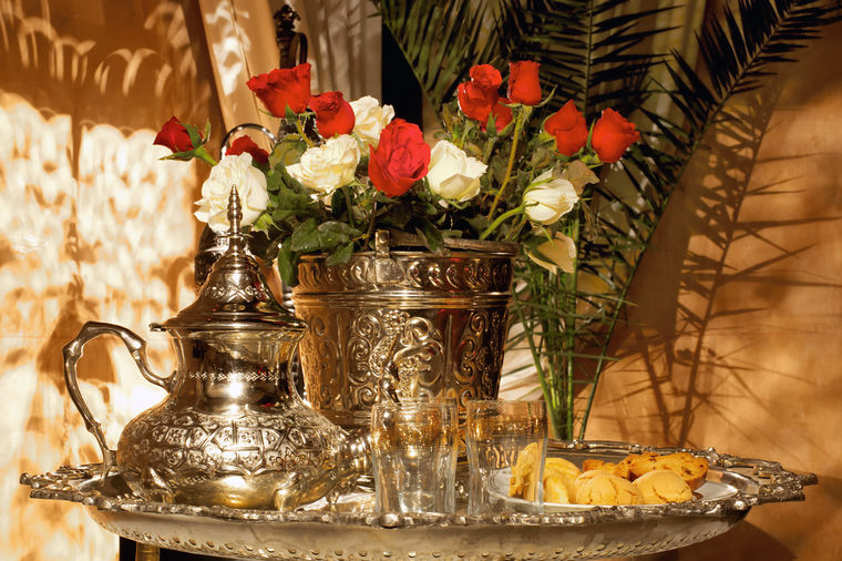 Tradicionalno ispijanje čaja u Maroku: Užitak koji budi sva čula! (FOTO)