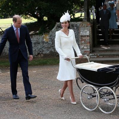Kejt Midlton podelila nove fotografije princeze Šarlot: Lepša od svoje mame! (FOTO)