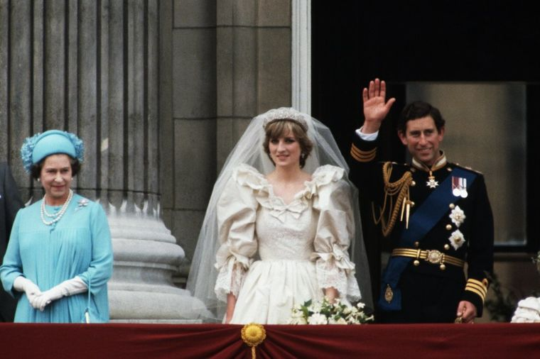 Princeza Dajana napravila propust na svom venčanju: Ovo joj je donelo nesreću u braku! (VIDEO)