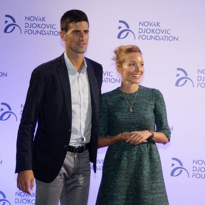 Emotivna poruka Novaka Đokovića Jeleni: Hvala ti, moja predivna ženo! (FOTO)