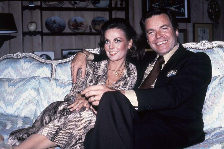Natali Vud i Robert Vagner, foto: Profimedia