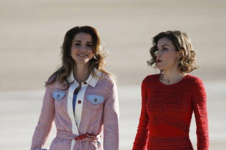 Kraljica Ranija u poseti kraljici Leticiji: Dve dame od stila na jednom mestu! (FOTO)
