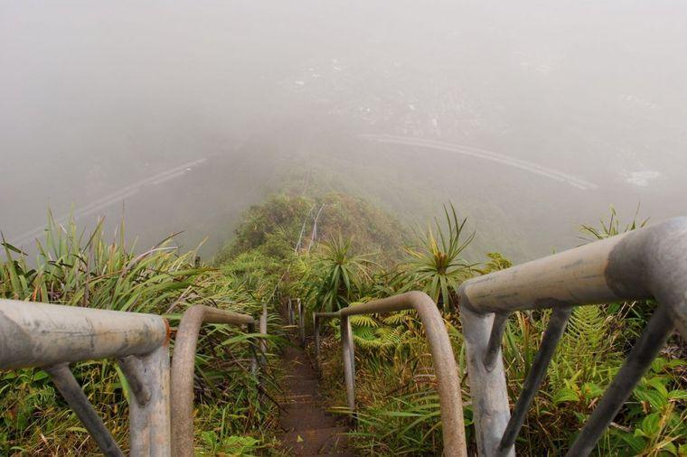Uskoro otvorene za javnost: Da li smete da se popnete stepenicama ka raju? (FOTO, VIDEO)