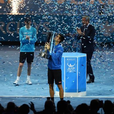 Bravo, Novače: Đoković pobedio Federera u finalu Mastersa! (FOTO)