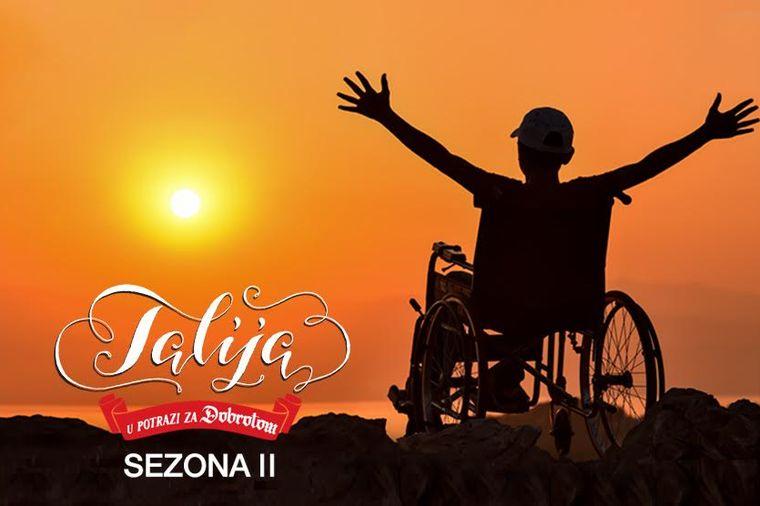 Talija u potrazi za dobrotom: Totalno drukčiji od drugih – kad srce kaže da, a medicina ne!