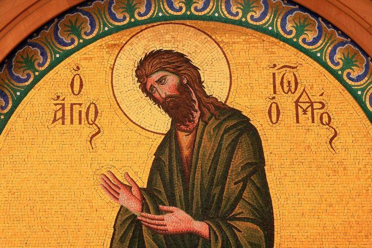 Bog i Sveti Jovan Krstitelj slušaju vaše želje: Život, delo i stradanje velikog sveca