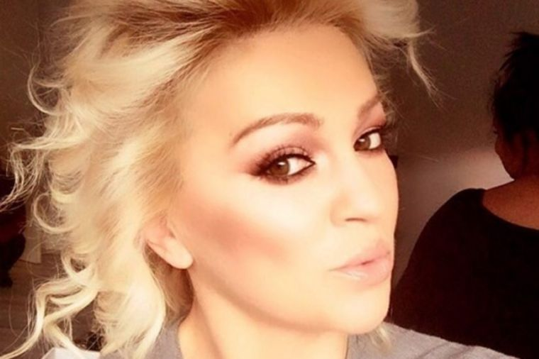 Nina Badrić se sprema za leto: Pogledajte samo to znojenje u teretani! (VIDEO)
