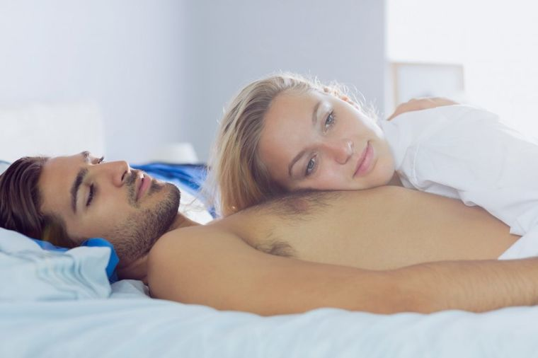 Par u krevetu, Foto: Profimedia