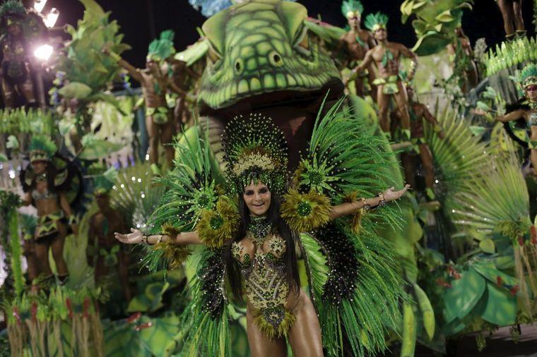 Počeo tradicionalni Karneval u Riju: Očekuje se preko milion turista! (FOTO)