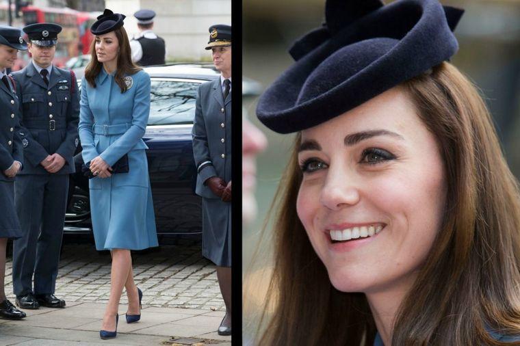 Neobičan detalj na licu Kejt Midlton: Mala korekcija potpuno promenila izgled vojvotkinje! (FOTO)