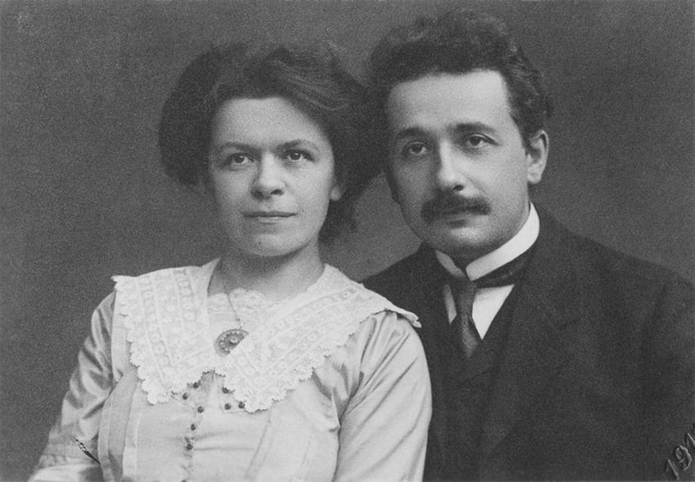 Mileva Marić, Albert Ajnštajn