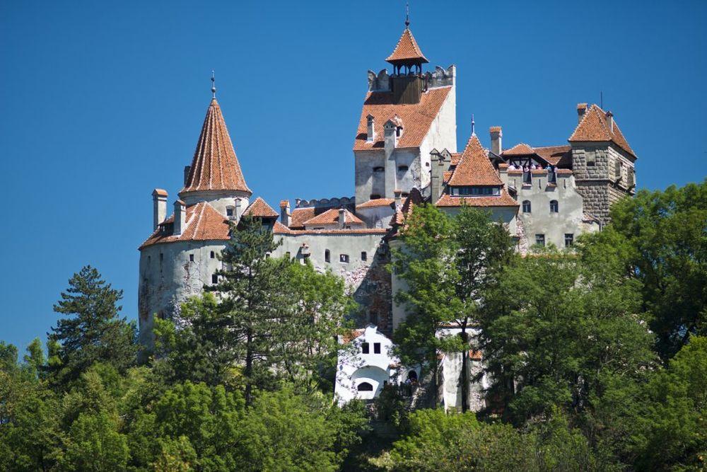 Drakulin dvorac u Transilvaniji