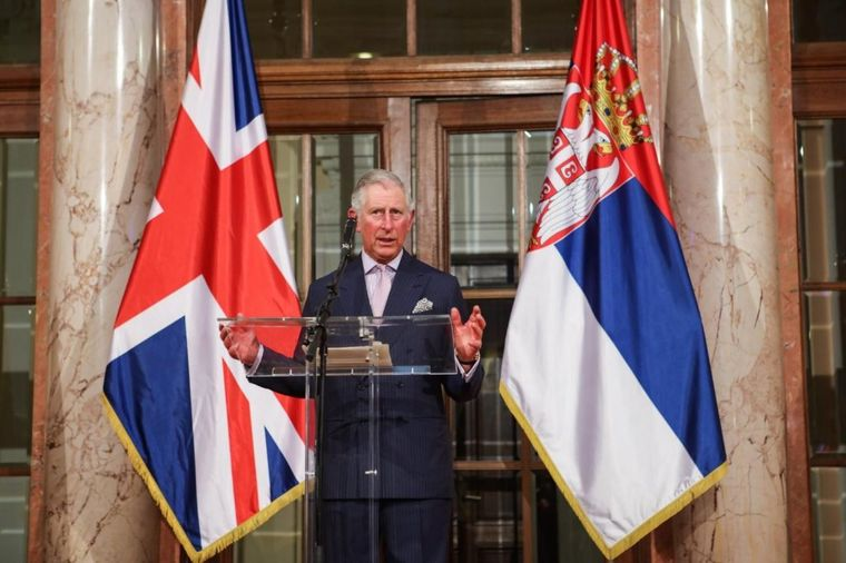 Obraćanje princa Čarlsa na srpskom jeziku: Oduševio sve prisutne! (VIDEO)