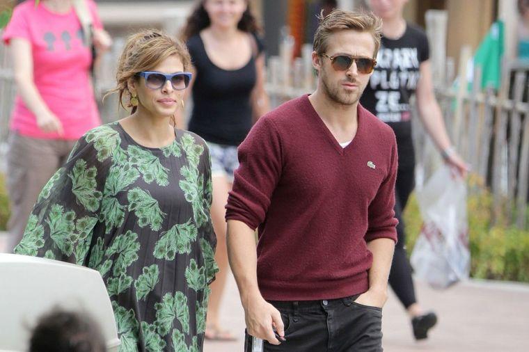 Eva Mendez i Rajan Gosling: Proslavili godišnjicu na najzabavnijem mestu na svetu! (FOTO)