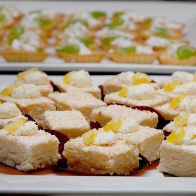 Bele bajadere sa kokosom: Bez pečenja, gotove za 10 min!