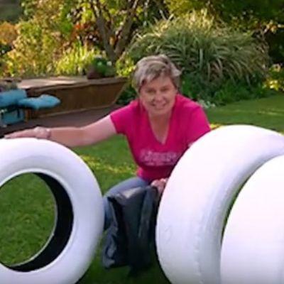 Smejali joj se kada je gume obojila u belo: A onda su zanemeli! (VIDEO)