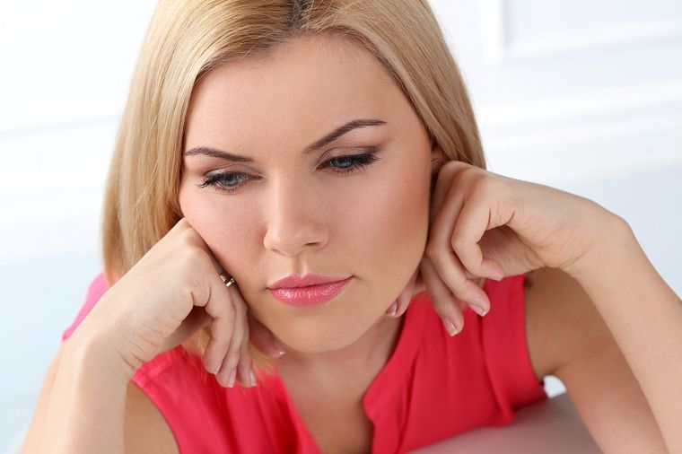 Tužna žena, Thinkstock