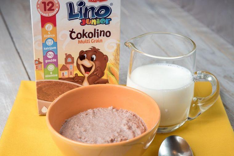 Čokolino - kaša zbog koje se oliže činija!