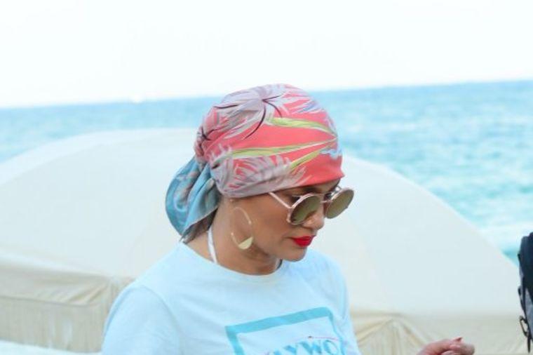 Iznenađenje: Najlepša žena na svetu ovako izgleda na plaži! (FOTO)
