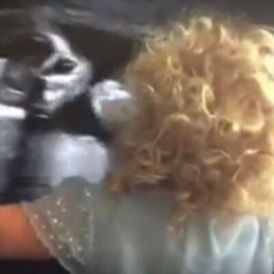 Ljubav bez granice: Divna reakcija dvogodišnje devojčice na snimak svoje seke! (VIDEO)