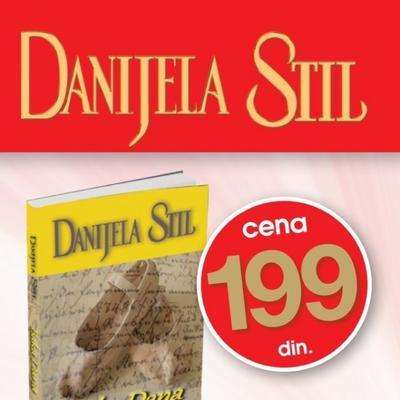"""Stil vam poklanja roman Danijele Stil: Uživajte uz """"Baku Danu""""!"""