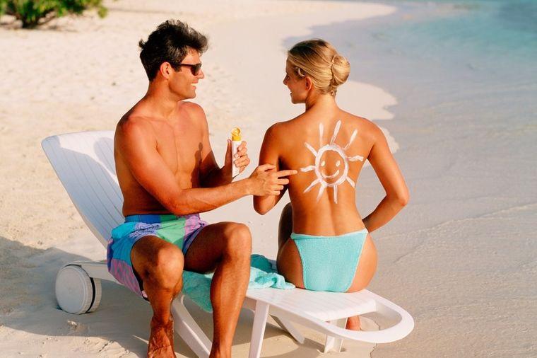 Večita misterija rešena: Da li smete da koristite kremu za sunčanje od prošle godine!