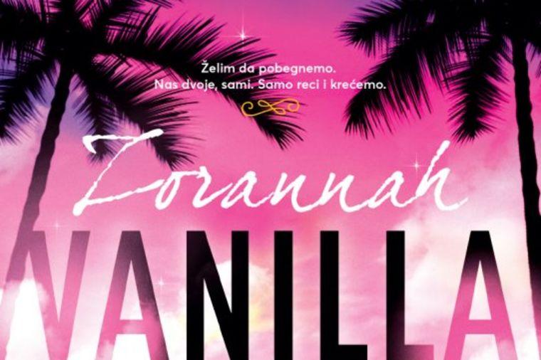 Vanilla Sky: Poklon knjiga za uzbudljivo leto!