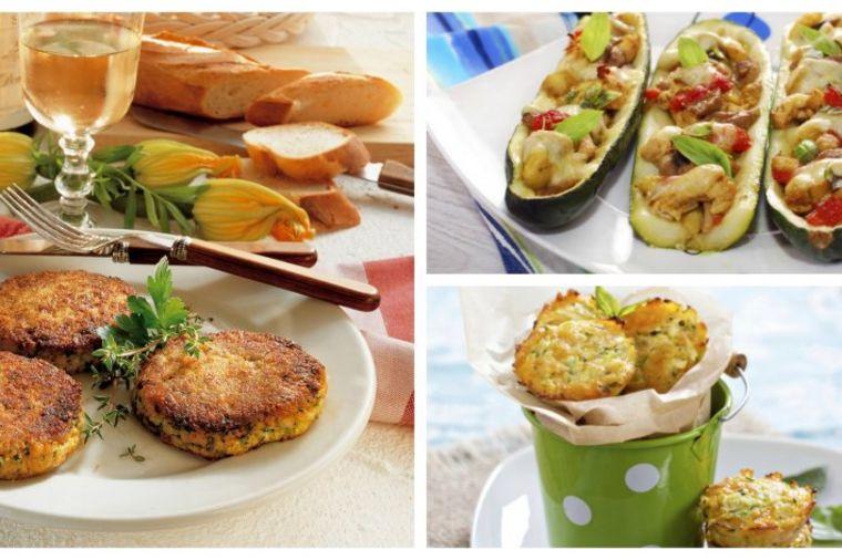 5 brzih jela od tikvica: Savršen ručak od ponedeljka do petka!