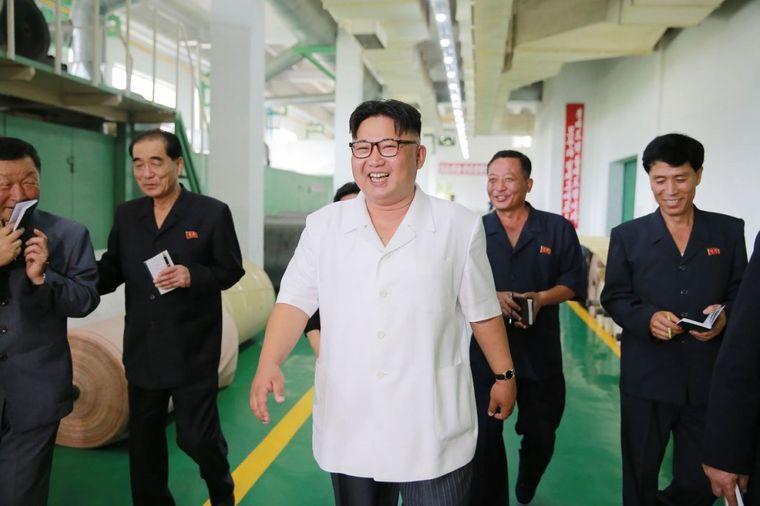 Kim Džon Un tvrdi: Postoji voda koja leči rak i usporava starenje!