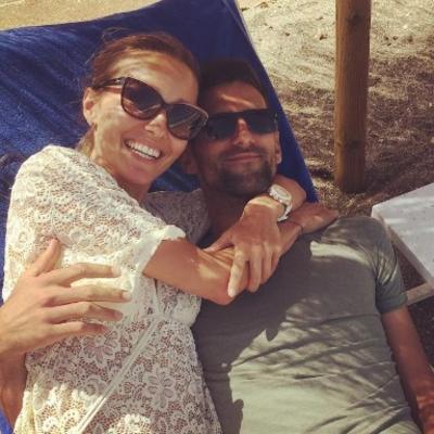 Ovo je slika o sreći: Lekcija Jelene Đoković rastopila srca na Instagramu (FOTO)