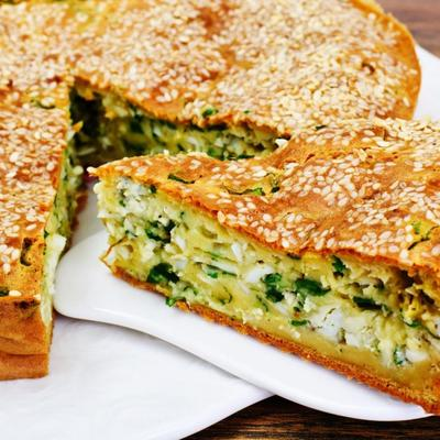 Kosovski zeljanik: Starinski recept za najlepšu proju sa spanaćem!