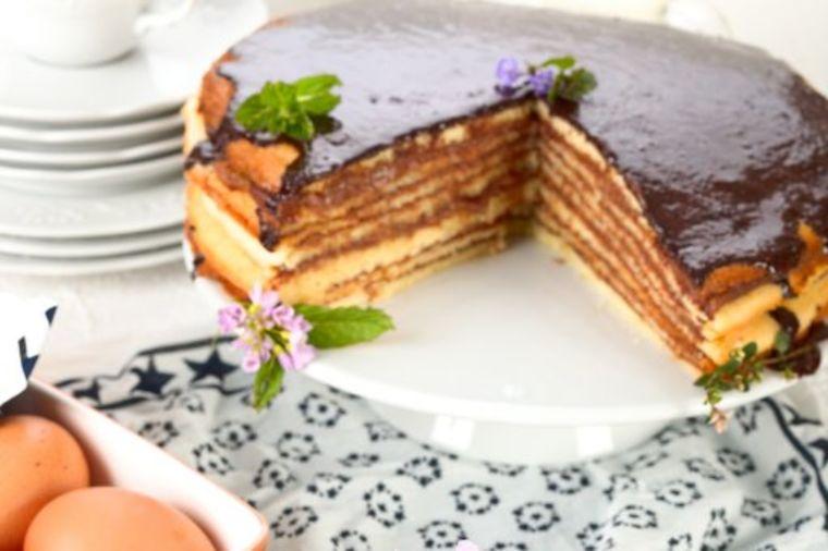 Evo kako da napravite dobar biskvit za tortu: Uvek uspe i to svima!