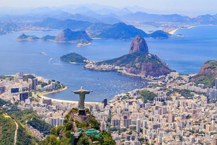 Biser Brazila: Rio de Žaneiro, mesto najbolje kafe, raskošnih plaža i zgodnih devojaka! (FOTO)