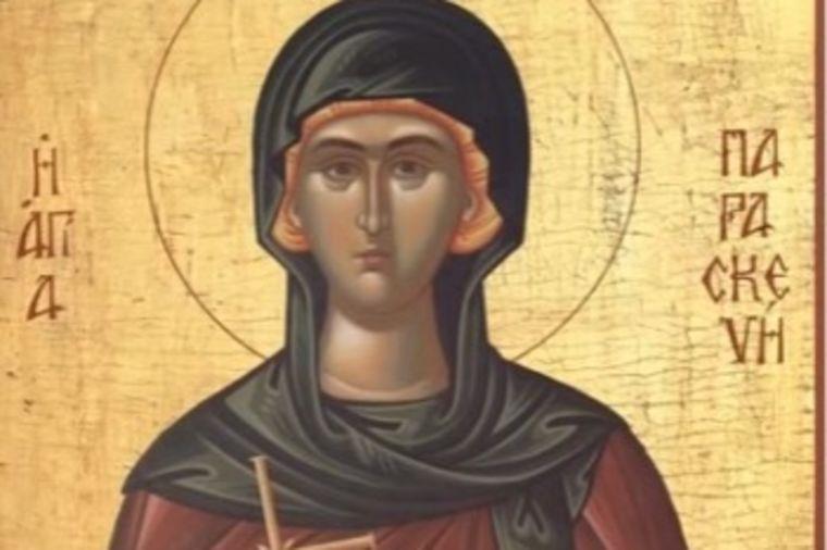 Slavimo Trnovu Petku, zaštitnicu žena: Ko danas uradi ovo, navući će gnev svetiteljke!