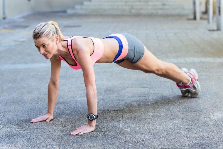 Isklešite telo za nedelju dana: 3 vežbe za potpuni preobražaj! (FOTO, VIDEO)