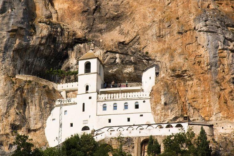 Manastir Ostrog, Profimedia