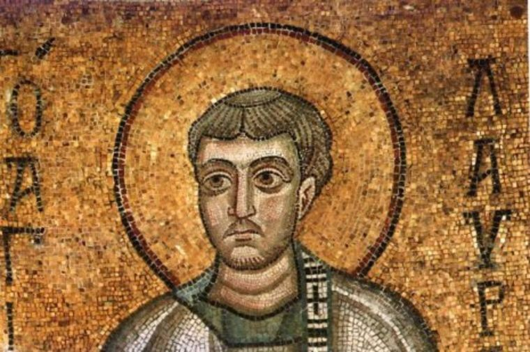 Slavimo Svetog Lavrentija: Za suze ovog svetitelja vezuje se jedno lepo verovanje!