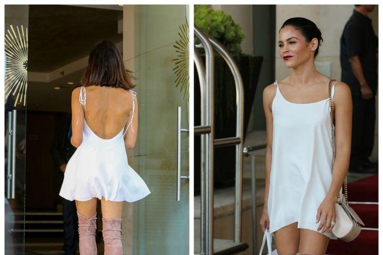 Najzgodnija žena Holivuda u neverovatnoj haljini: Ona jednostavno diktira modu! (FOTO)