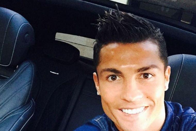 Kristijano Ronaldo pokazao blizance: Moje dve nove ljubavi! (FOTO)