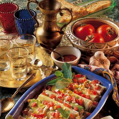 U Sulejmanovom haremu jeli su ovo: Đakonije namenjene samo odabranim!