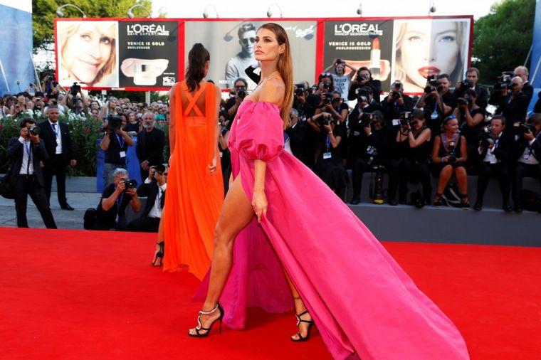 Filmski festival u Veneciji: Skupe haljine, još skuplja odela!