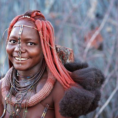 Deca Himbe sami biraju svoje roditelje: Ovo je pleme sa najlepšim ljudima na planeti! (FOTO)