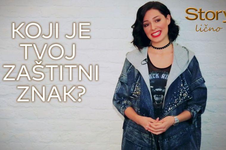 Sara Jovanović: Kako se ponašam kad sam zaljubljena (VIDEO)