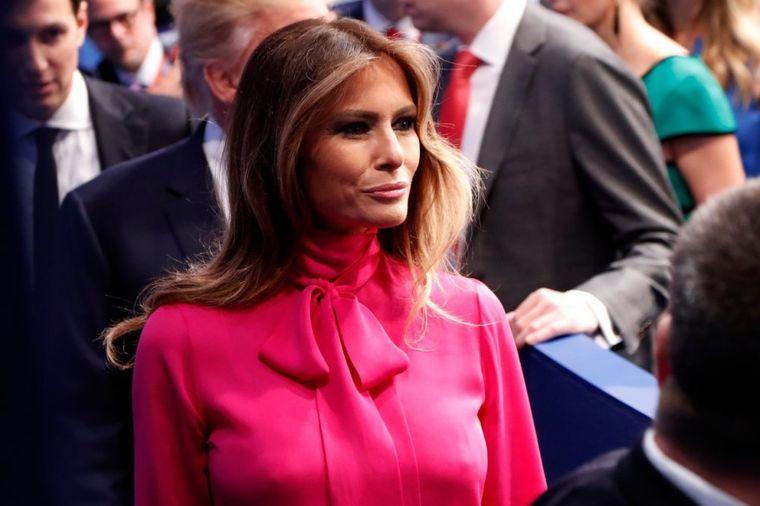 Melanija Tramp nikad ne greši: Najlepše iz njenog garderobera!