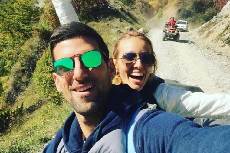 Novak Đoković najsrećniji muškarac na svetu: Jelena ponovo trudna!